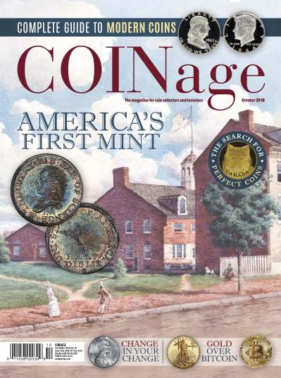 COINage  October (2018)