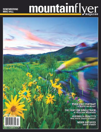 Mountain Flyer  Issue 53 (2017)