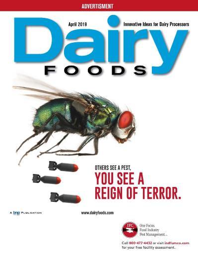 Dairy Foods  April (2019)