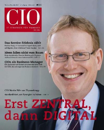 CIO Germany  Januar Februar (2018)