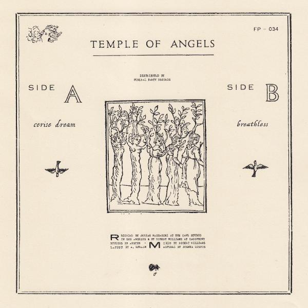 Temple Of Angels Cerise Dream Breathless  (2019) Amok