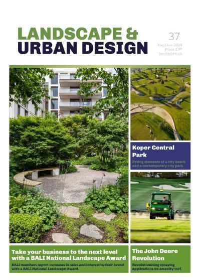 Landscape & Urban Design   May June (2019)