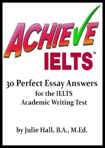hall julie achieve ielts 30 perfect essay answers