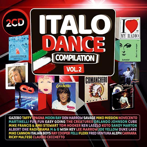 Italo Dance Mania Vol 2 ((2019))