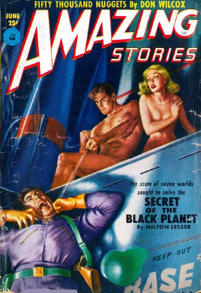 Amazing Stories June (1952)