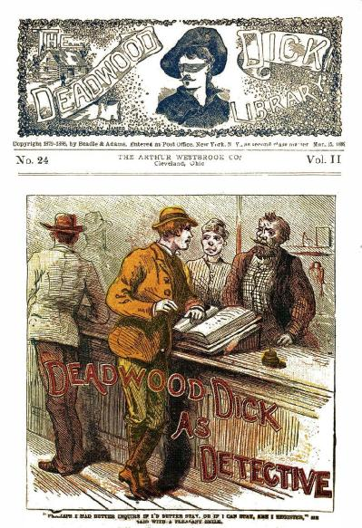 Deadwood Dick Library 15 March (1885)
