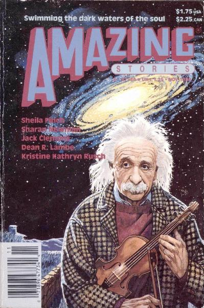 Amazing Stories   November (1989)