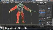Создание 3D персонажа для игр с последующей продажей (2016)