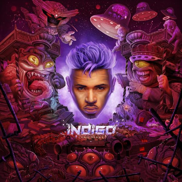Chris Brown   Indigo ((2019))