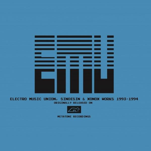 Va Electro Music Union Sinoesin Xonox Works (1993) (1994) Blow02  (2019) Enslave