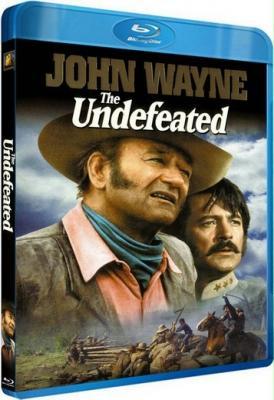 Непобежденные / The Undefeated (1969) BDRip 720p