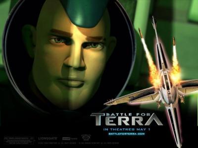 Битва за планету Терра / Battle for Terra (2007) BDRip 1080p