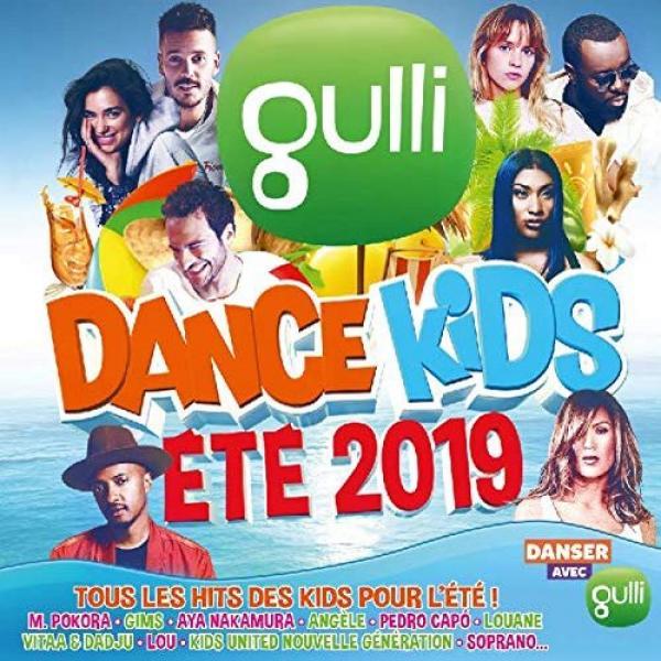 Va   Gulli Dance Kids Ete (2019) [3cd] (2019) Mp3