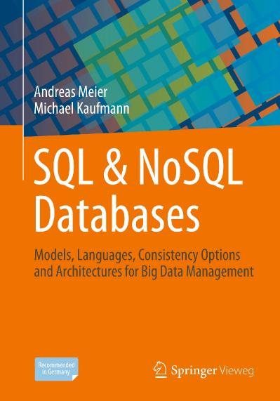 SQL & NoSQL Databases Models, Languages, Consistency Options and Architectures fo...