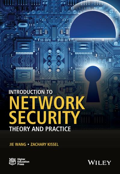 Introduction to Network Security Theory and Practice, 2 edition