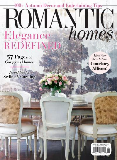 Romantic Homes  October (2017)