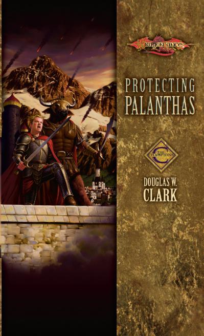 D & D   Dragonlance   Ch&ions 04   Protecting Palanthas  Douglas W Clark v5 0