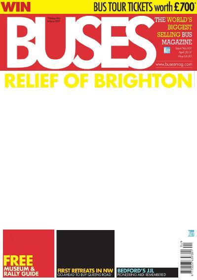 Buses Magazine   April (2019)