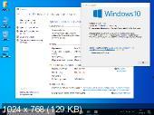 Windows 10 Professional x64 1903.18362.239 by SanLex (RUS/2019)