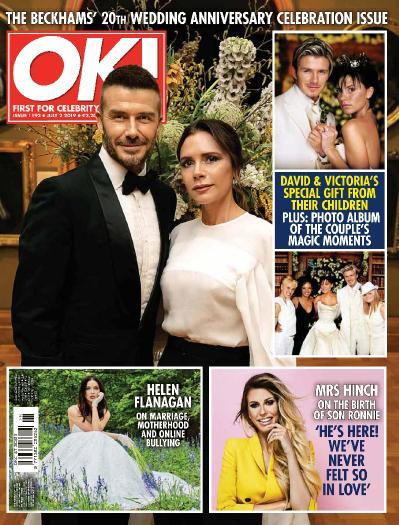 OK ! Magazine UK  01 July (2019)
