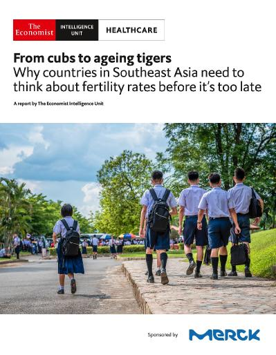 The Economist Intelligence Unit  Healthcare From cubs to ageing tigers (2019)