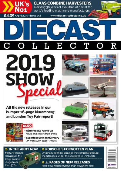 Diecast Collector   April (2019)