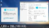 Windows 8.1 Pro x64 Lite v.1.7 by Den (RUS/2019)