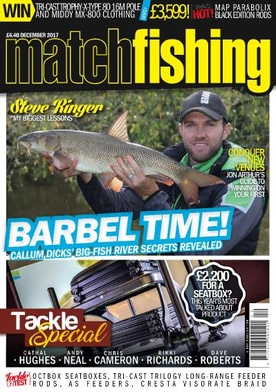 Match Fishing  December (2017)