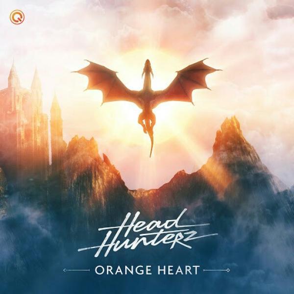 Headhunterz Orange Heart Single  (2019) Ind