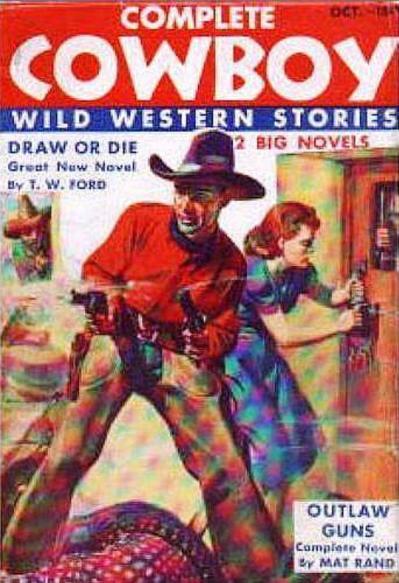 Complete Cowboy   October (1941)
