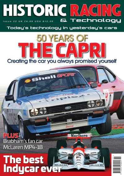 Historic Racing Technology  July (2019)