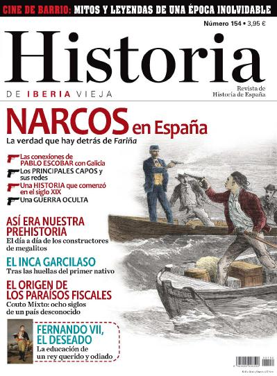 Historia de Iberia Vieja   abril (2018)