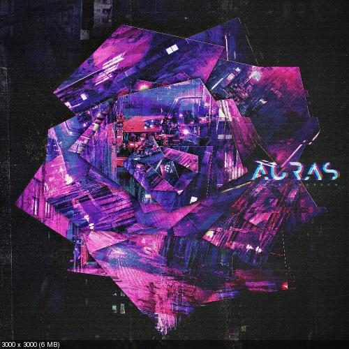 Auras - Binary Garden (2019)