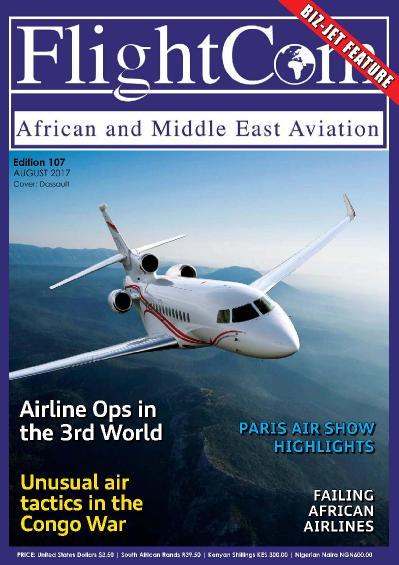 FlightCom  Edition 107  August (2017)