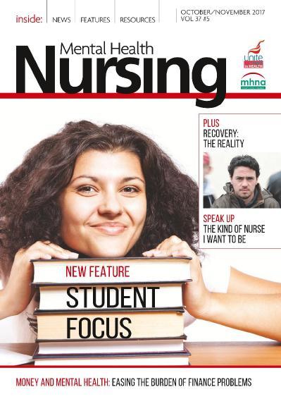 Mental Health Nursing  October November (2017)