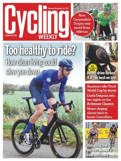 Cycling Weekly  November 16 (2017)