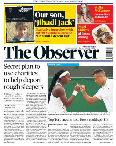 The Observer   07 07 (2019)