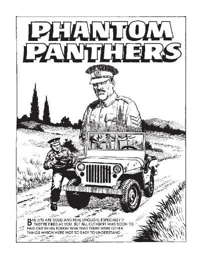 Commando 4766  Phantom Panthers