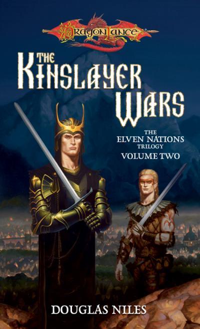 D & D   Dragonlance   Elven Nations 02   The Kinslayer Wars  Douglas Niles v5 0