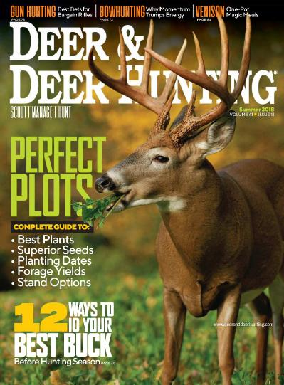 Deer & & Deer Hunting   May (2018)