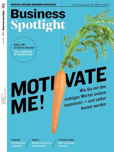 Business Spotlight  Juli August (2019)