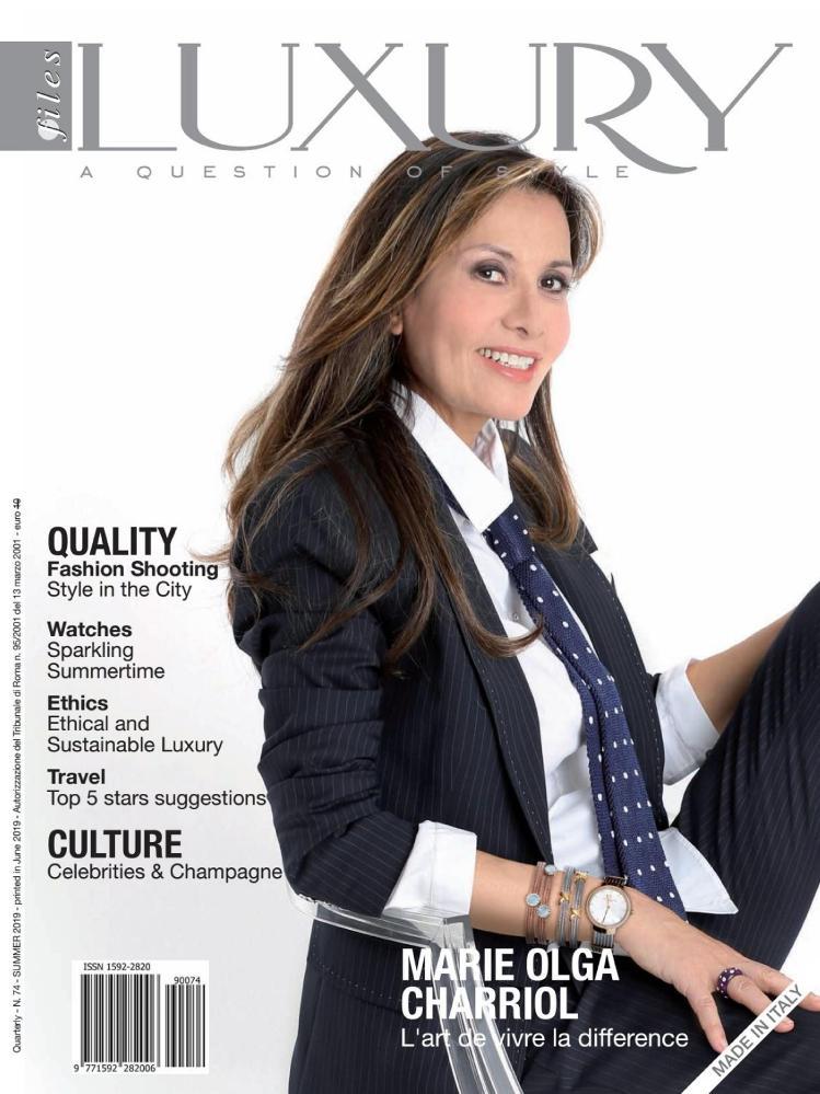 Luxury Files - Issue 74 [Summer 2019]