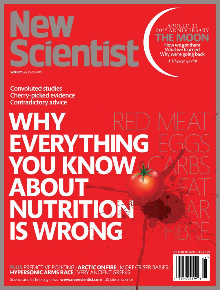 New Scientist - Issue 3238 [13 Jul 2019]