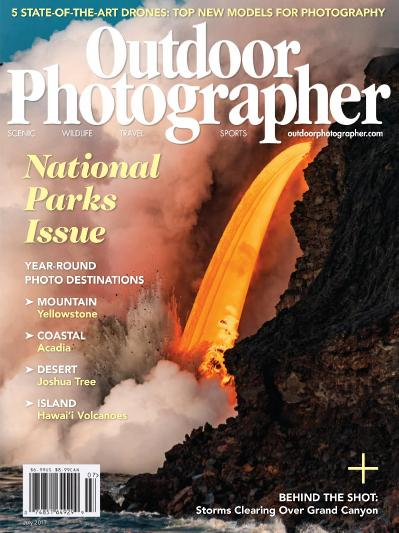Outdoor Photographer  July (2017)