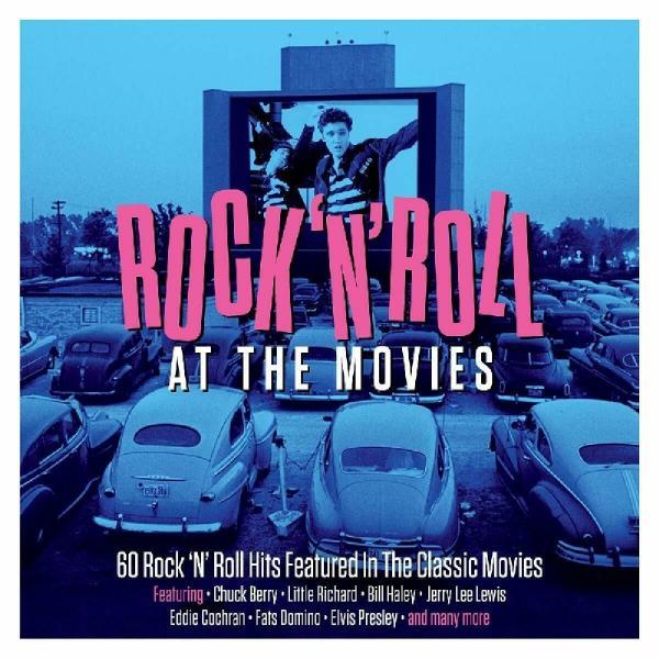 Va   Rock N Roll At The Movies (3cd) ((2019)) Mp3 320kbps Album [pmedia]