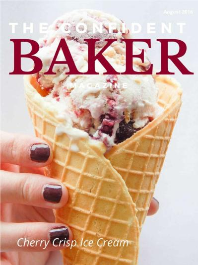 The Confident Baker   August (2016)