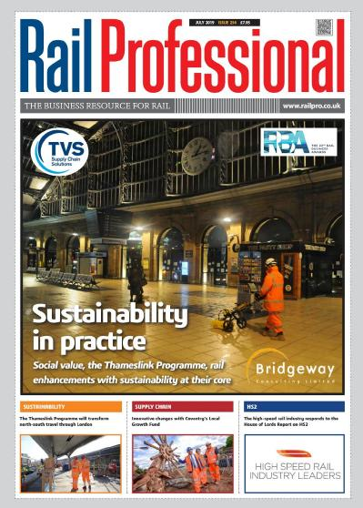 Rail Professional  July (2019)