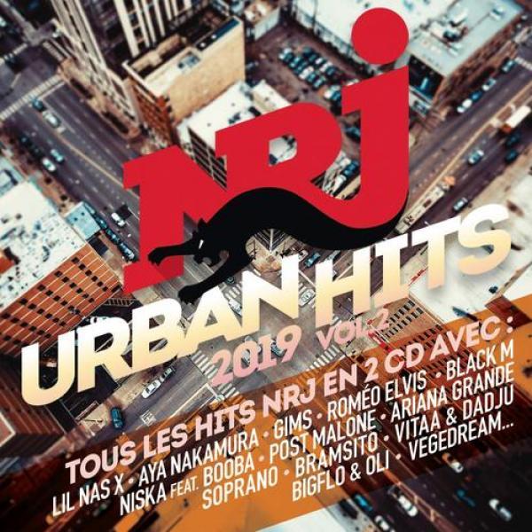 Va   Nrj Urban Hits (2019) Vol 2 ((2019)) Mp3 (320 Kbps) [hunter]