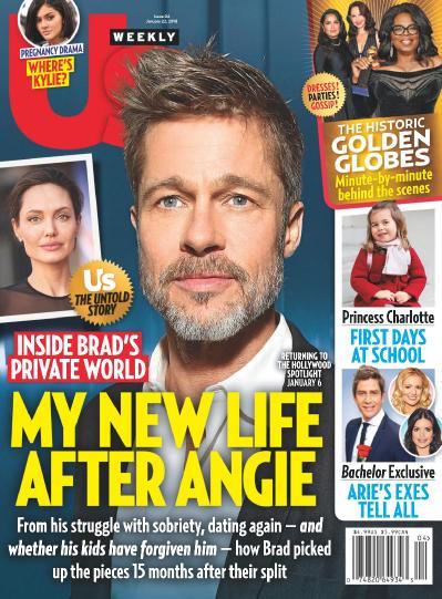 Us Weekly  January 10 (2018)