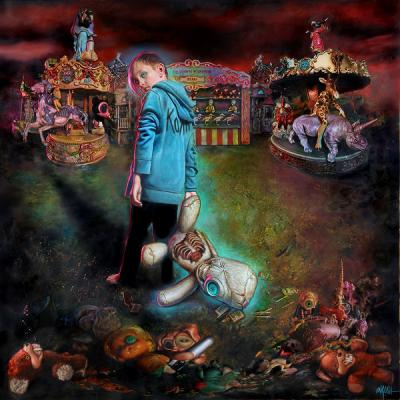 Korn - The Serenity of Suffering [Japanese Edition] (2016) FLAC